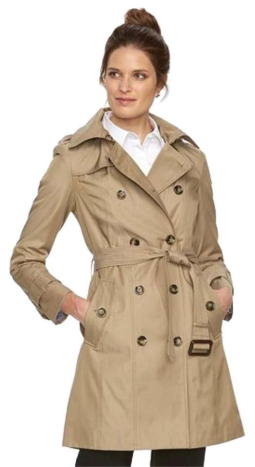 0bd4f93fe Stone Trench Coat