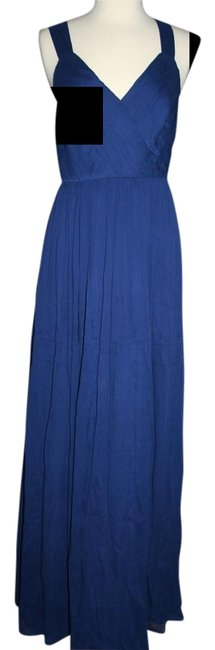 Preload https://item1.tradesy.com/images/jcrew-dark-cove-anabel-in-silk-chiffon-0-color-item-c5543-long-cocktail-dress-size-2-xs-15721795-0-1.jpg?width=400&height=650