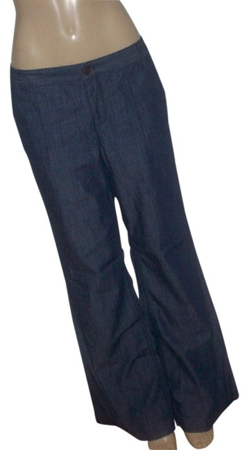 Preload https://item5.tradesy.com/images/jcrew-denim-new-without-cotton-city-fit-light-trousers-size-14-l-34-15722119-0-1.jpg?width=400&height=650