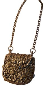 Other Adorable Vintage Bag Necklace Old Brass gold color 26