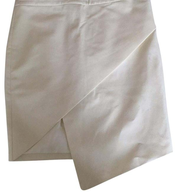 Mason Mini Skirt Off white