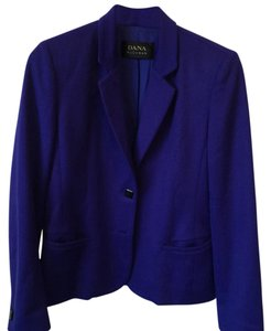 Dana Buchman Regal Purple Blazer