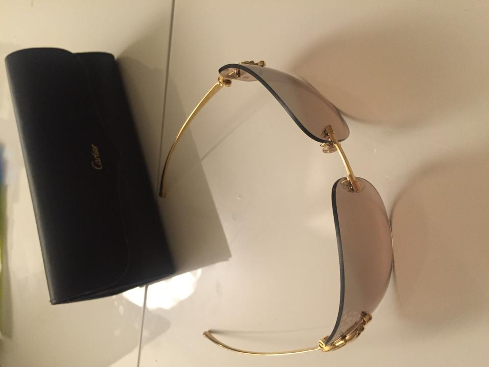 78Off 110 France Gold Cartier Sunglasses Paris Made Retail In Panthere qUzMpVS