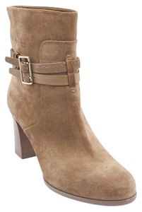 Dior Christian Complice Low Tan Boots