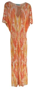 Melissa Odabash Maxi Summer Beach Beach Cover Up Dress