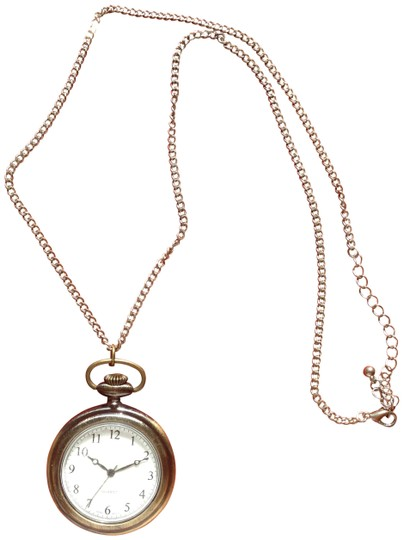 Urban Outfitters Watch Necklace