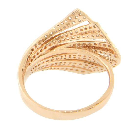Other 0.85ct Diamond 14k Rose Gold Cocktail Ring