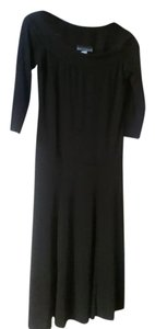 black Maxi Dress by Joseph Ribkoff