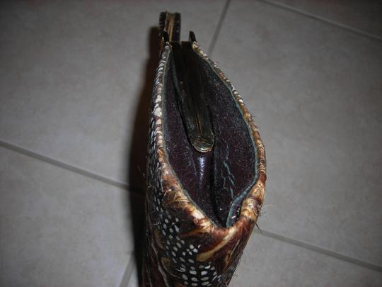 Other Evening Purse Purse Hand Vintage S Vintage Satchel in feather