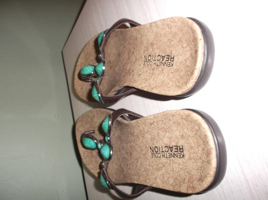 Kenneth Cole TURQUOISE Sandals Image 10
