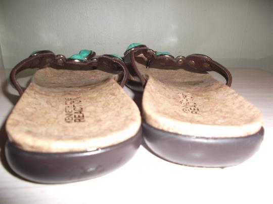 Kenneth Cole TURQUOISE Sandals Image 7