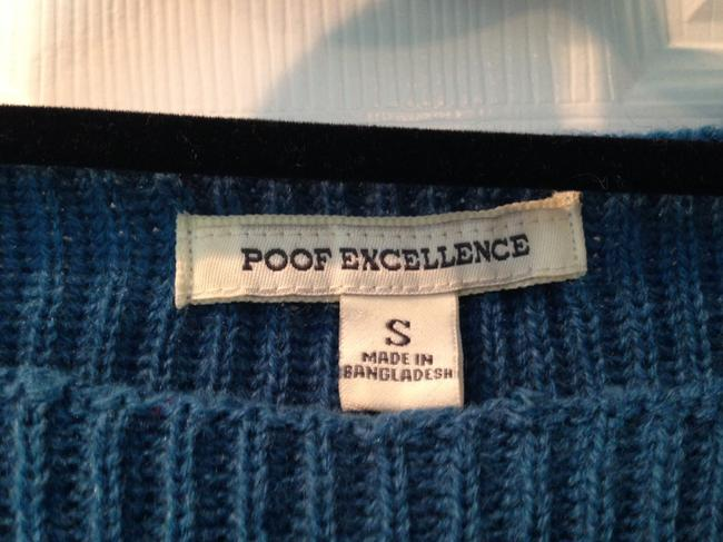 Poof Excellence Cropped Sweater