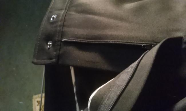 Burberry London Straight Pants black Image 1