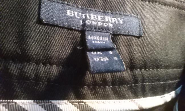 Burberry London Straight Pants black Image 2
