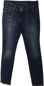 Gap Skinny Jeans-Distressed