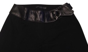 Guess Straight Pants Black