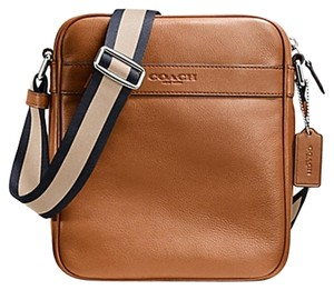 Coach F71723 71723 Mens Saddle Messenger Bag