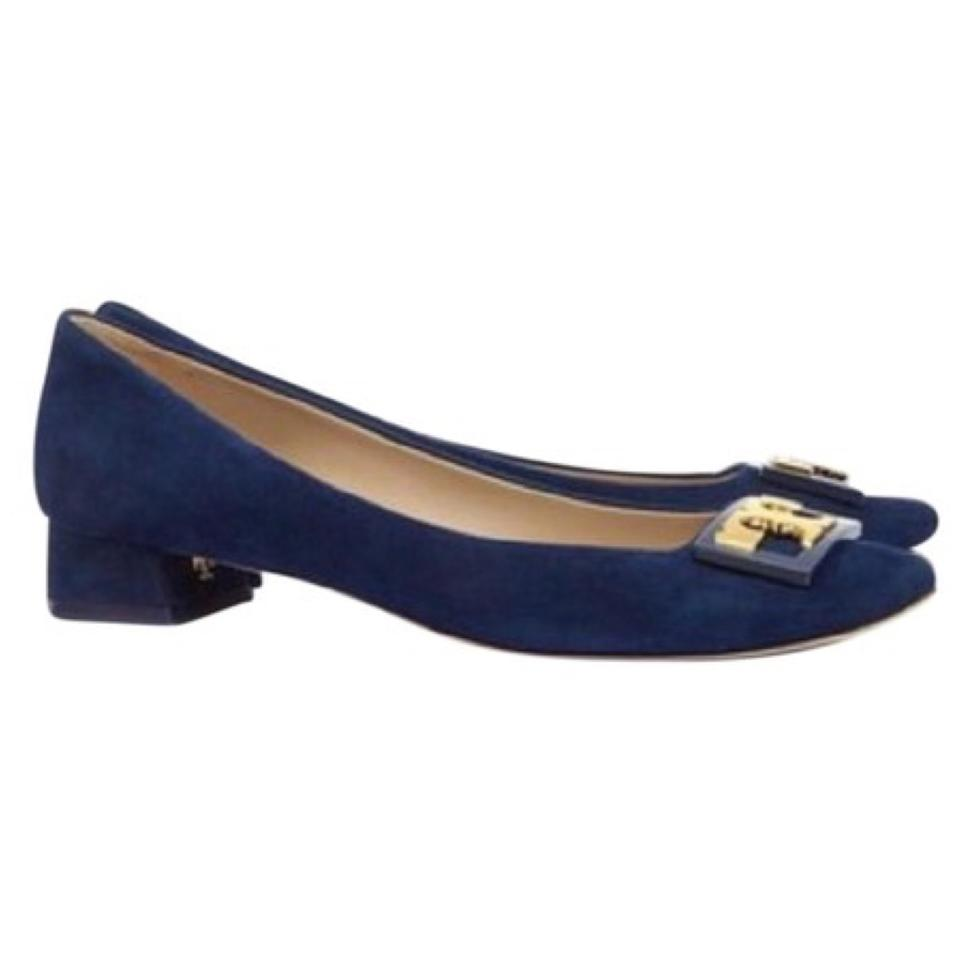WOMENS Tory Good Burch Navy Gigi Pumps Good Tory market fee1fe