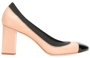 Tory Burch Beige/Black Pumps