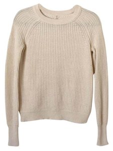 J.Crew Fisherman Cable Sweater