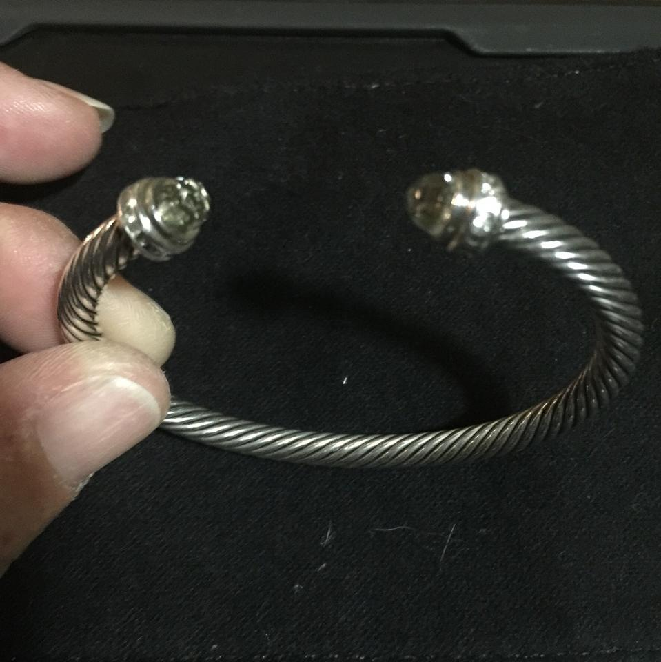 Cable Bracelet David Yurman - The Best Bracelet 2017