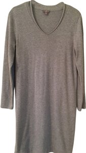 J. Jill short dress Heather Grey on Tradesy