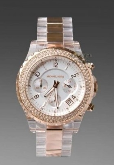 Preload https://img-static.tradesy.com/item/157276/michael-kors-clearrose-gold-style-number-mk5323-watch-0-0-540-540.jpg