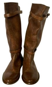 Belstaff Long Boot Brown Boots
