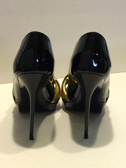 Bruno Frisoni Black Pumps