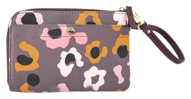 Item - Keyper Multicolor Canvas Wristlet