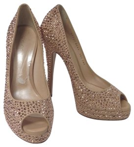 Casadei Blush gold Formal