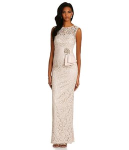 Eliza J Blush/Champagne #04340805 Dress