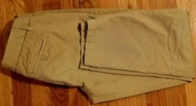 J.Crew Scout Cropped Khaki/Chino Pants british khaki