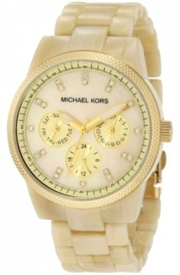 Preload https://item3.tradesy.com/images/michael-kors-faux-horn-style-number-mk5039-watch-157302-0-0.jpg?width=440&height=440