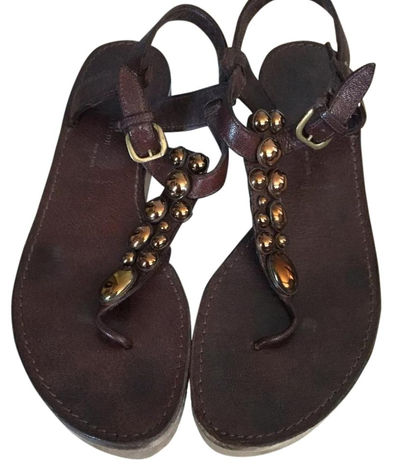 lady Sigerson Morrison Brown Sandals Won highly esteemed and and widely trusted at home and and abroad 5f77fd