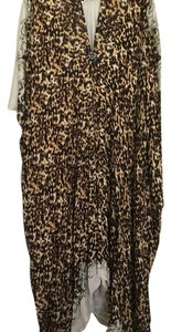Leopard Maxi Dress by Roberto Cavalli