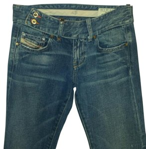 Diesel Boot Cut Pants blue