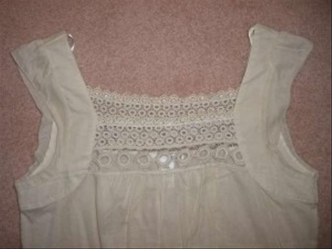 H&M Lace Cotton Tunic