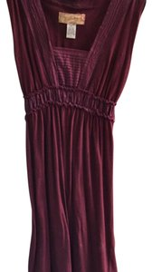 Billabong short dress Maroon on Tradesy