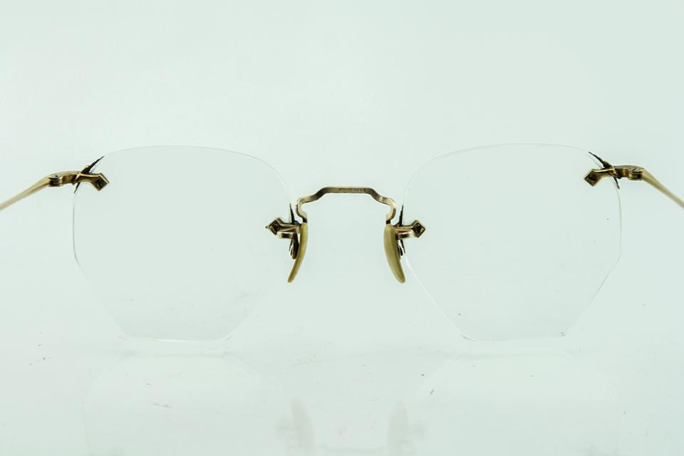 c32333514aad Other   Antique 12k GF Gold Wire Rim Eye Glasses Image 10. 1234567891011