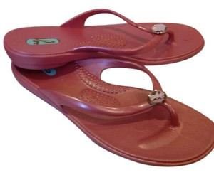 65168d12ac9151 OKA b. Sandals - Up to 90% off at Tradesy