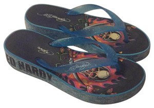 Ed Hardy Sandals