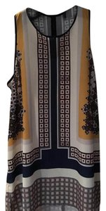 Clover Canyon Top Ivory-navy