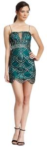 Jump Apparel Beaded Gatsby Party Dance Dress