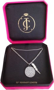 Juicy Couture Juicy Couture Pendant Necklace