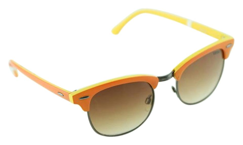 0654b3767b1 Izod Orange Yellow   Iz367 Sunglasses - Tradesy