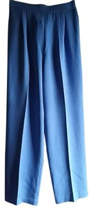 St. John Straight Pants LIGHT BLUE