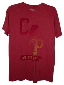 Chip and Pepper T Shirt Pink