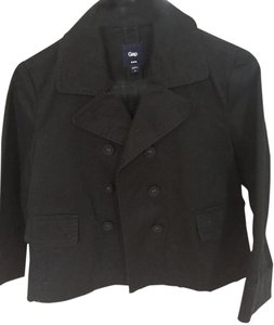 Gap Crop Black Jacket