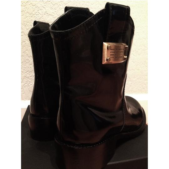 Marc by Marc Jacobs Leather Black Boots